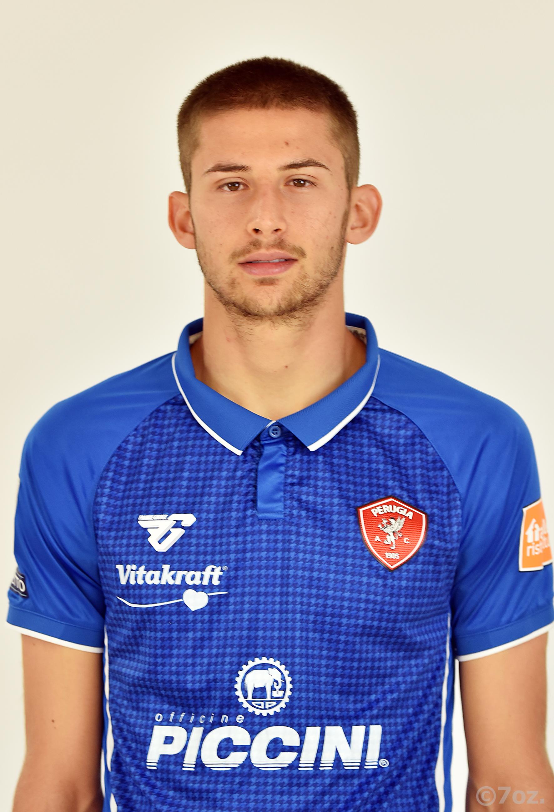 Guglielmo VicarioPortiere- A.C. Perugia Calcio
