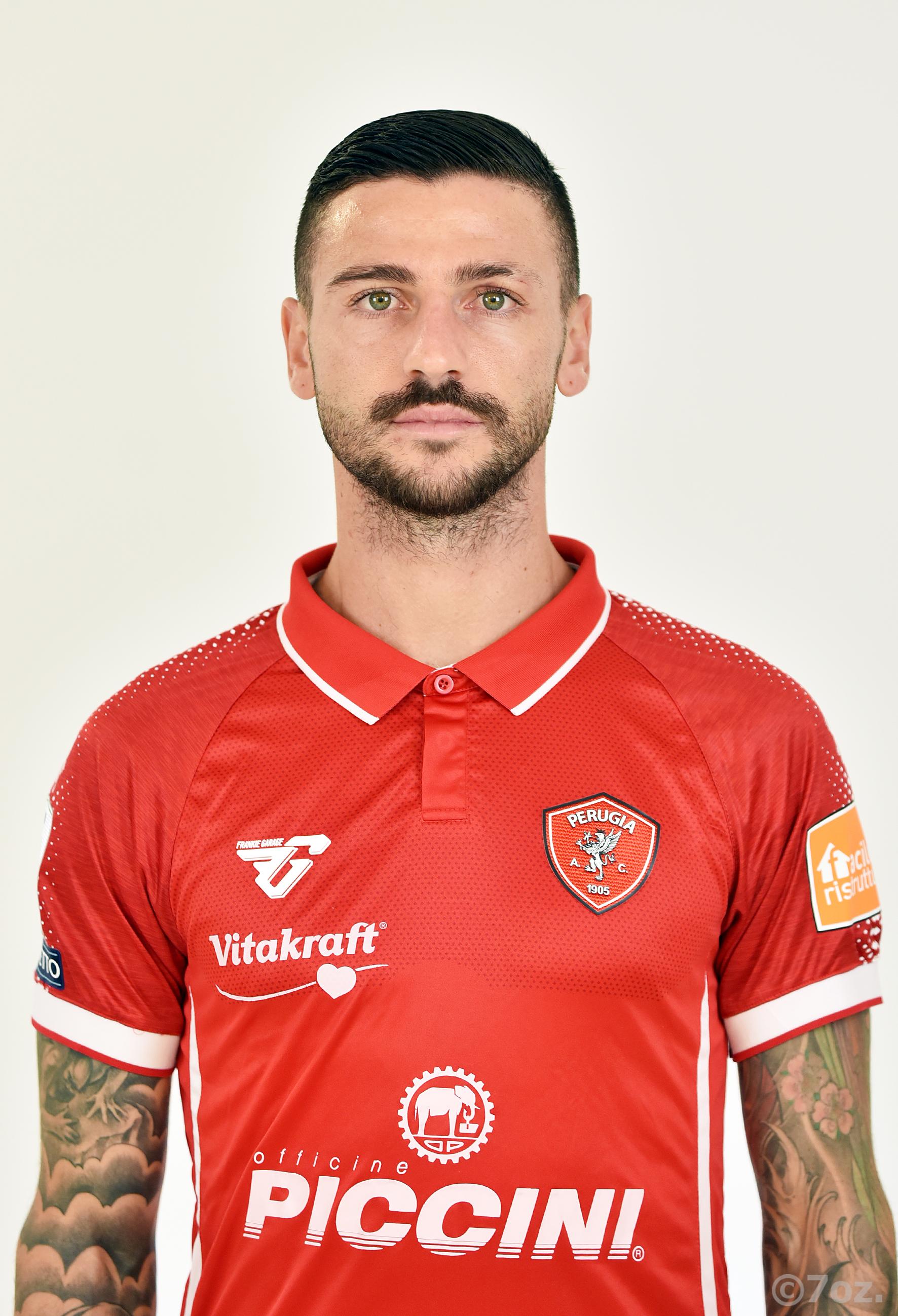 Cristian BuonaiutoAttaccante- A.C. Perugia Calcio