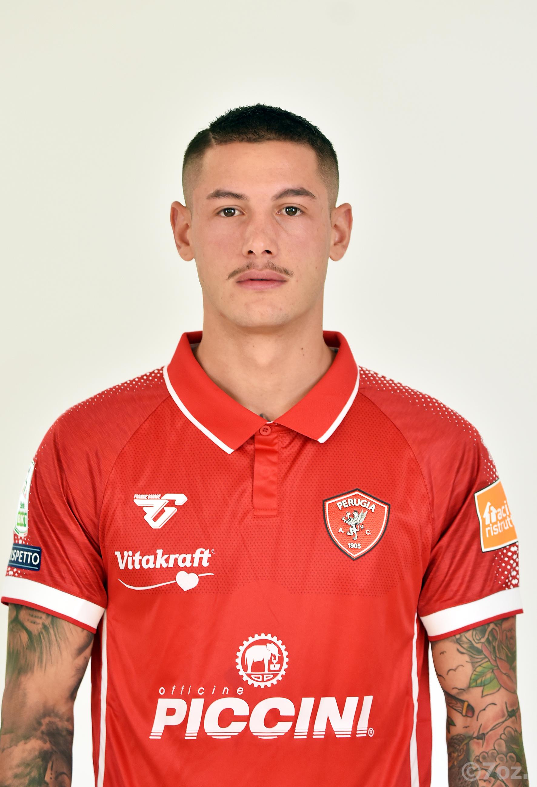 Pasquale MazzocchiDifensore- A.C. Perugia Calcio