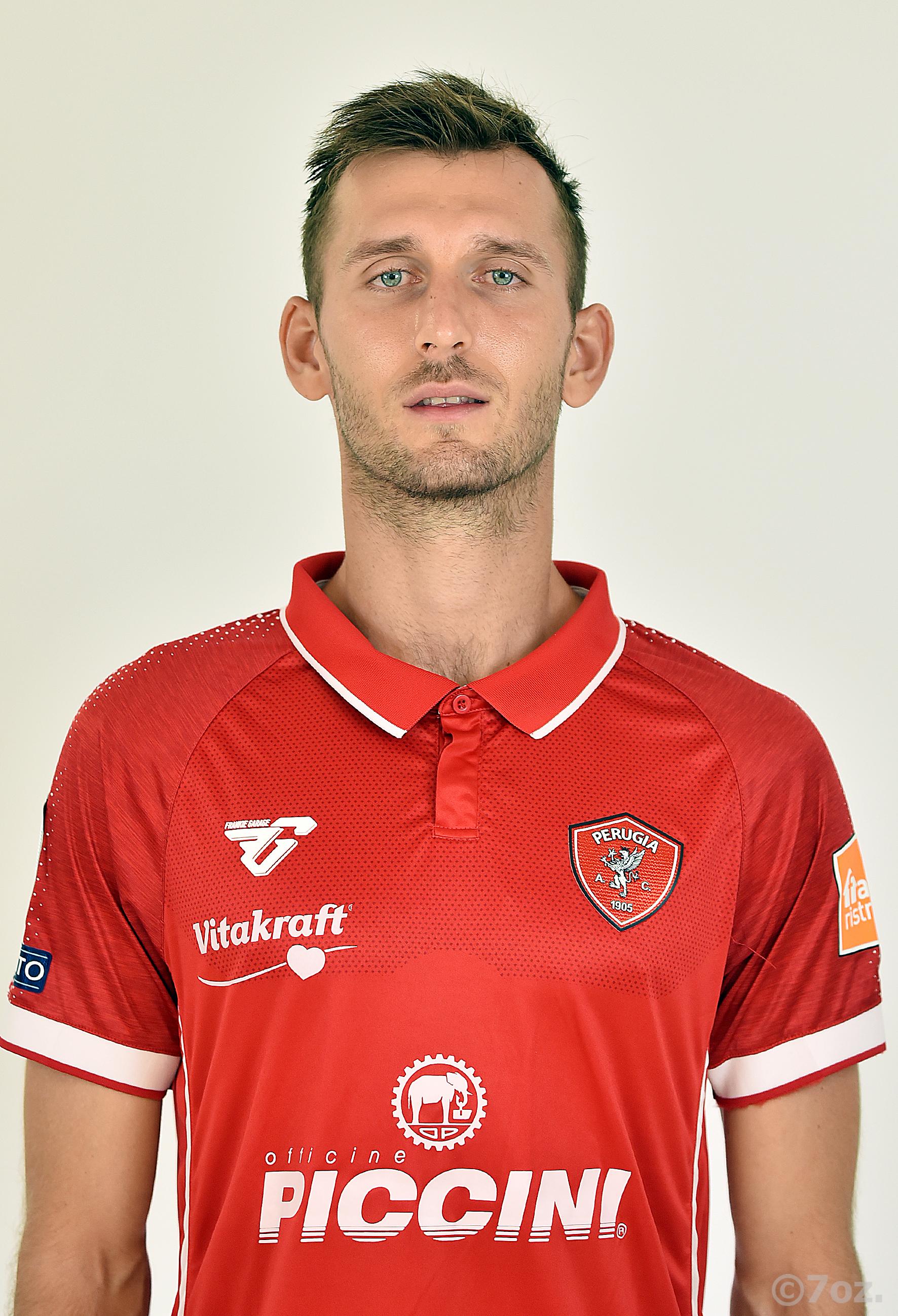 Norbert GyömbérDifensore- A.C. Perugia Calcio