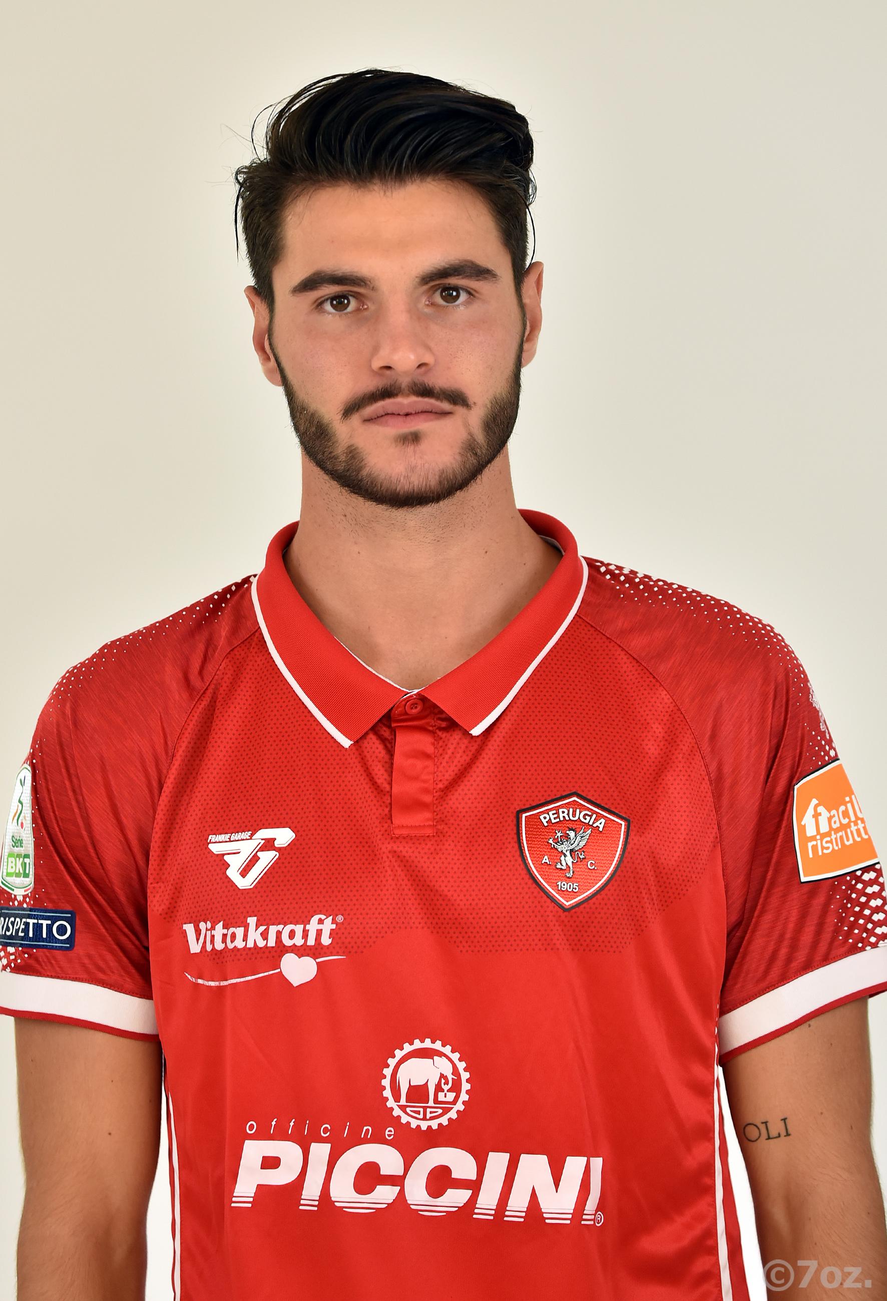 Marco CarraroCentrocampista- A.C. Perugia Calcio