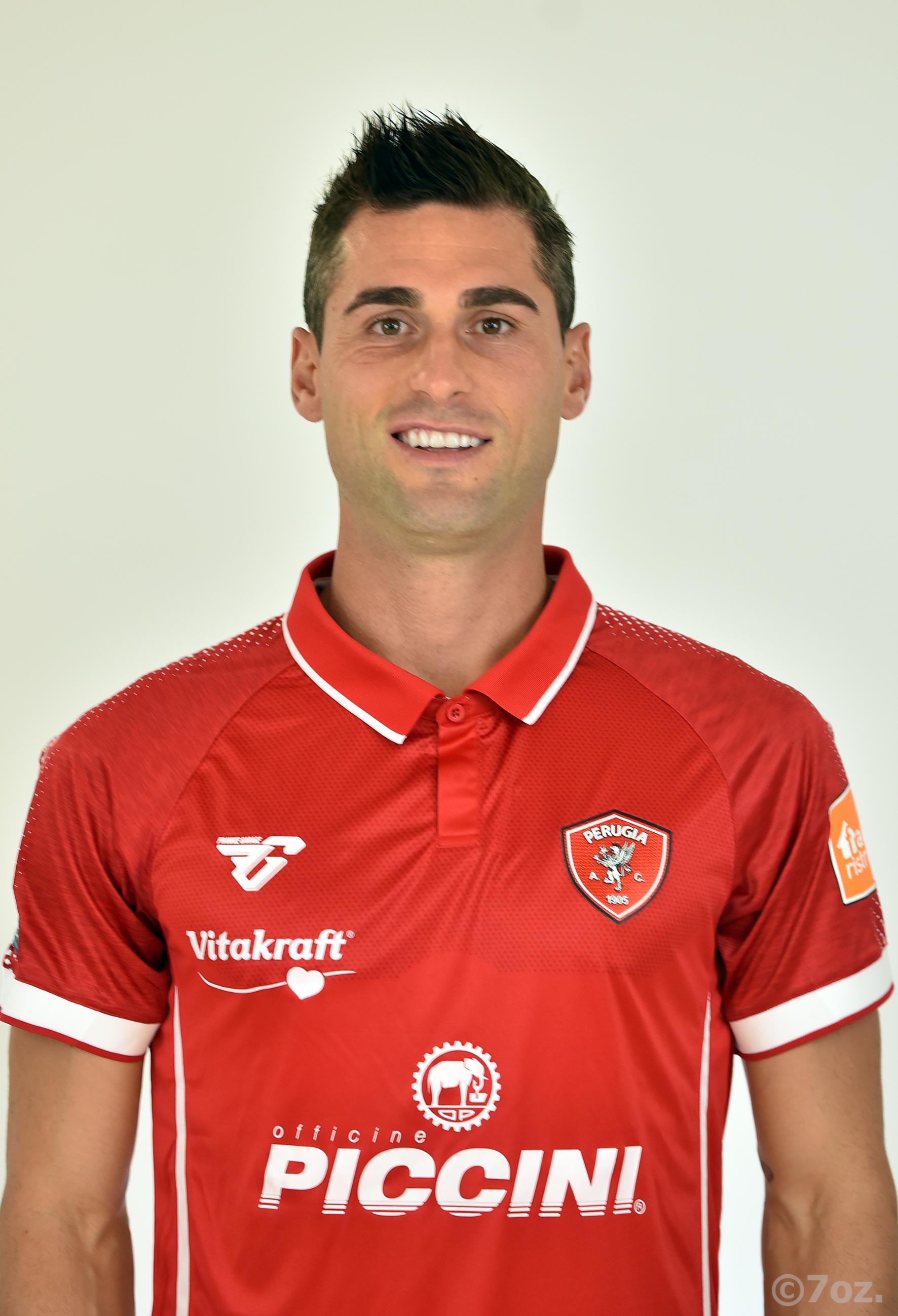 Aleandro RosiDifensore- A.C. Perugia Calcio