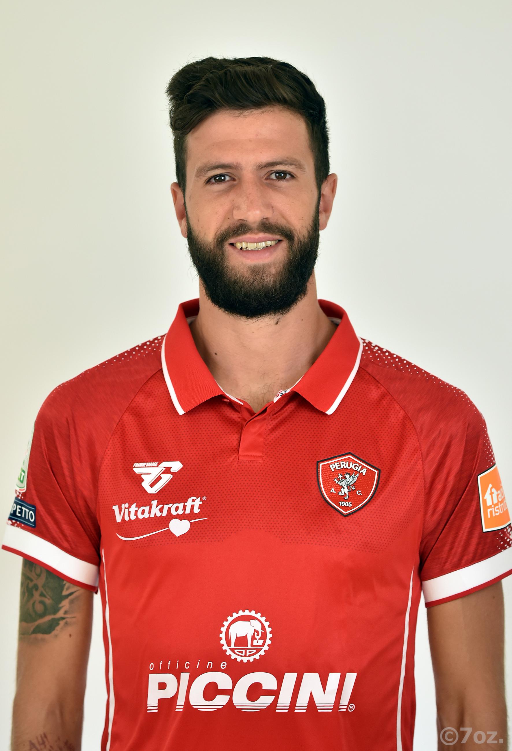 Pietro IemmelloAttaccante- A.C. Perugia Calcio