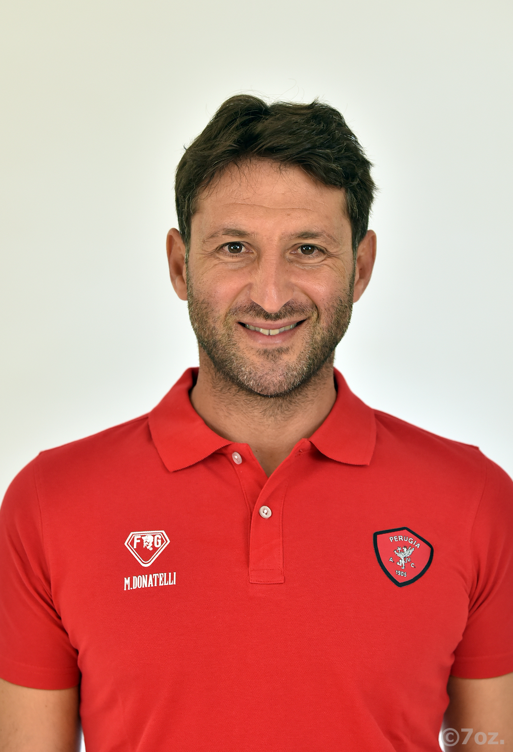 Marcello DonatelliVice Allenatore- A.C. Perugia Calcio