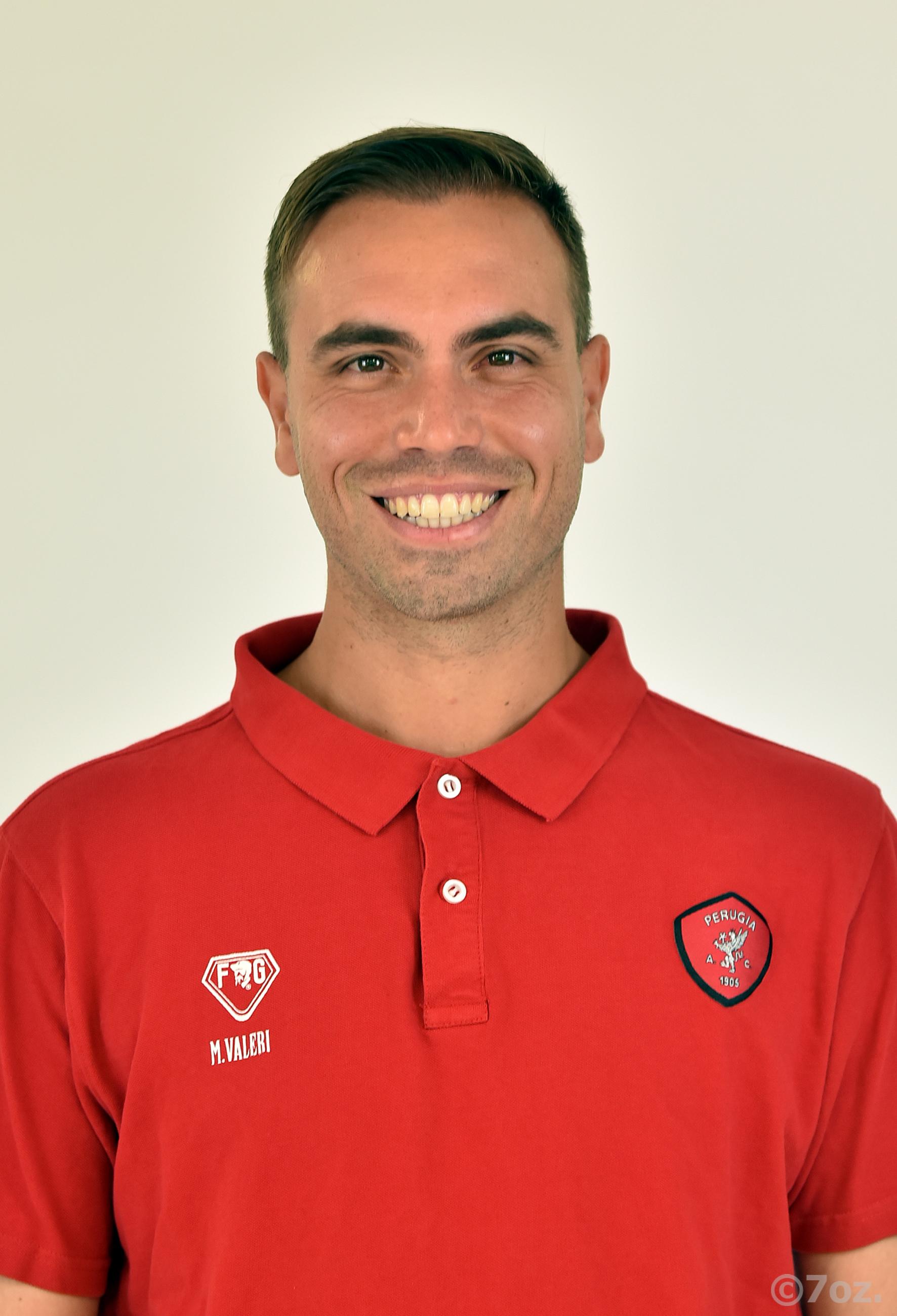Matteo Valeri- A.C. Perugia Calcio