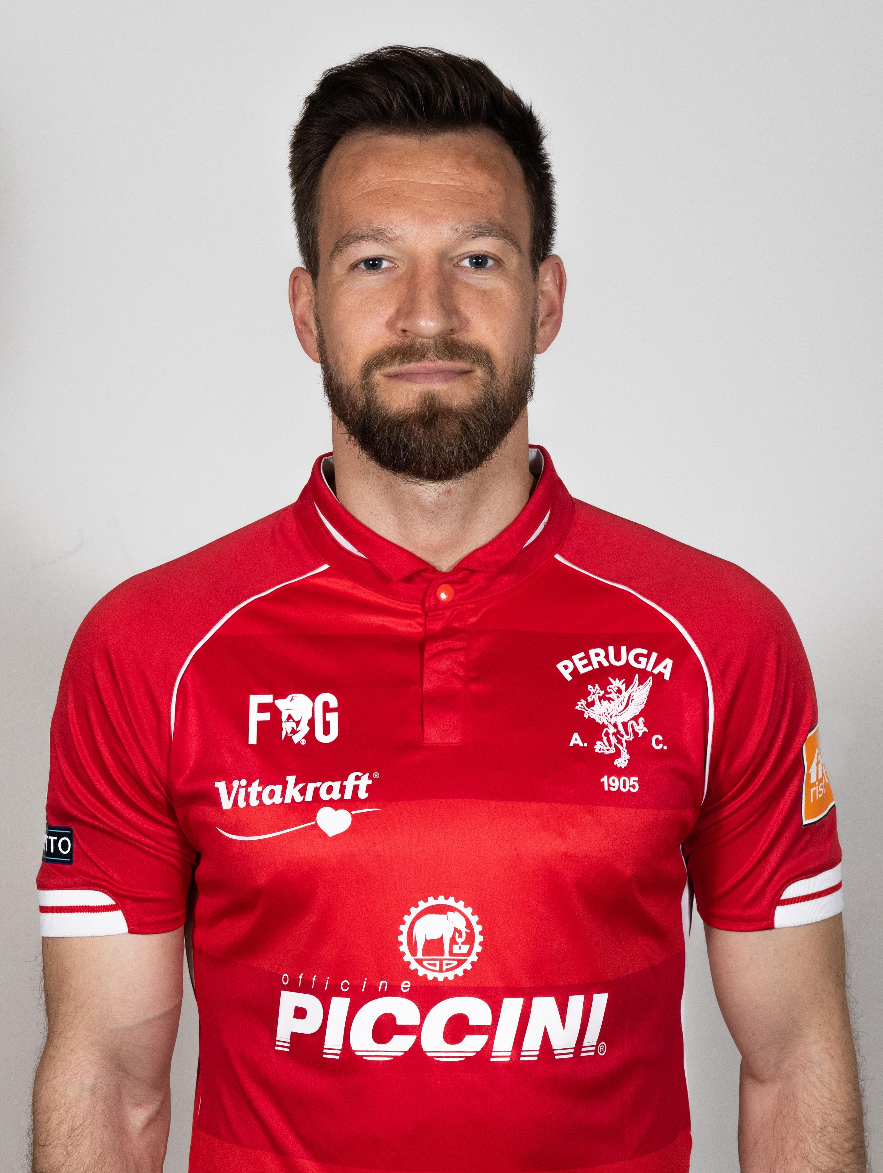 Daniel PavlovicDifensore- A.C. Perugia Calcio
