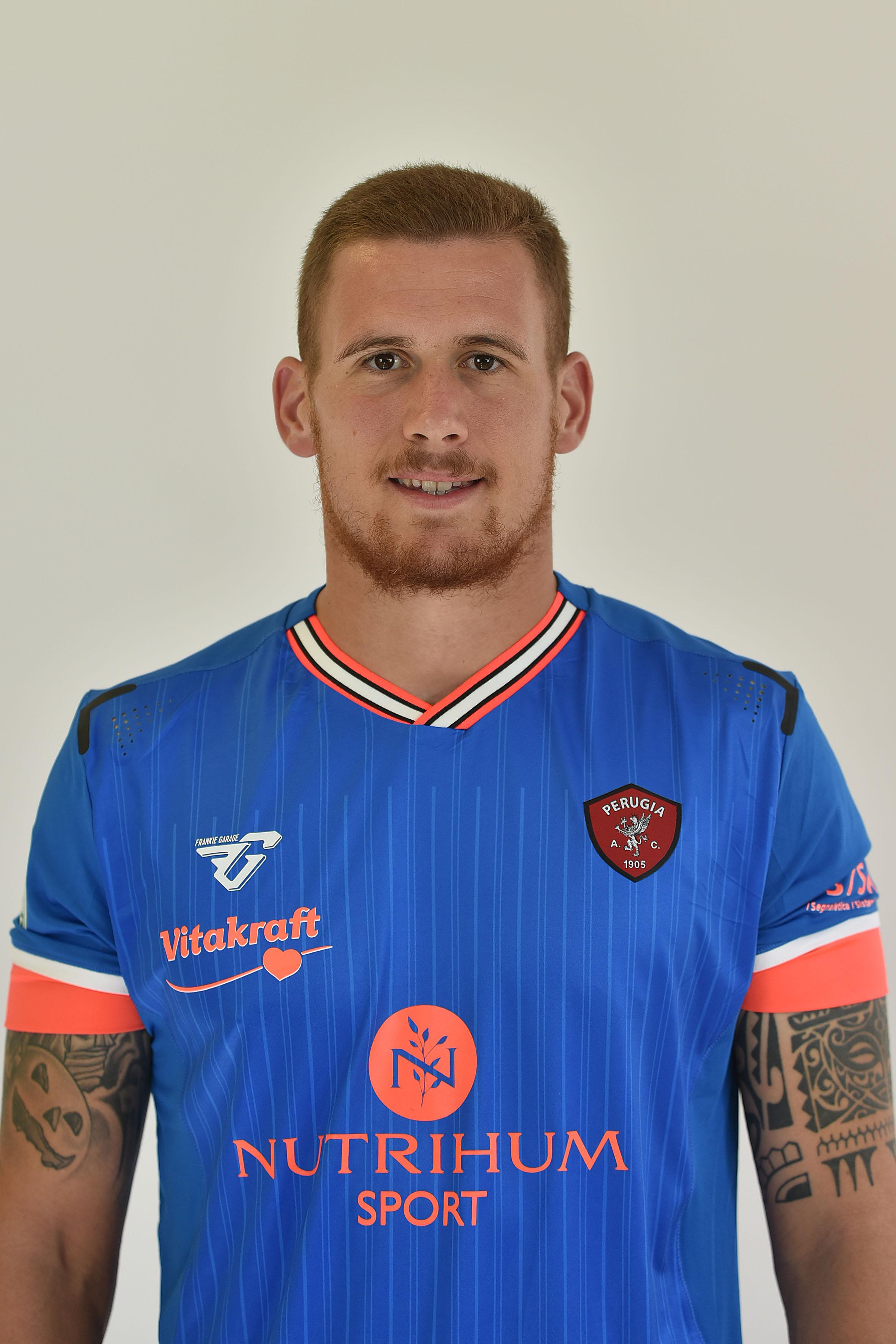 Andrea FulignatiPortiere- A.C. Perugia Calcio