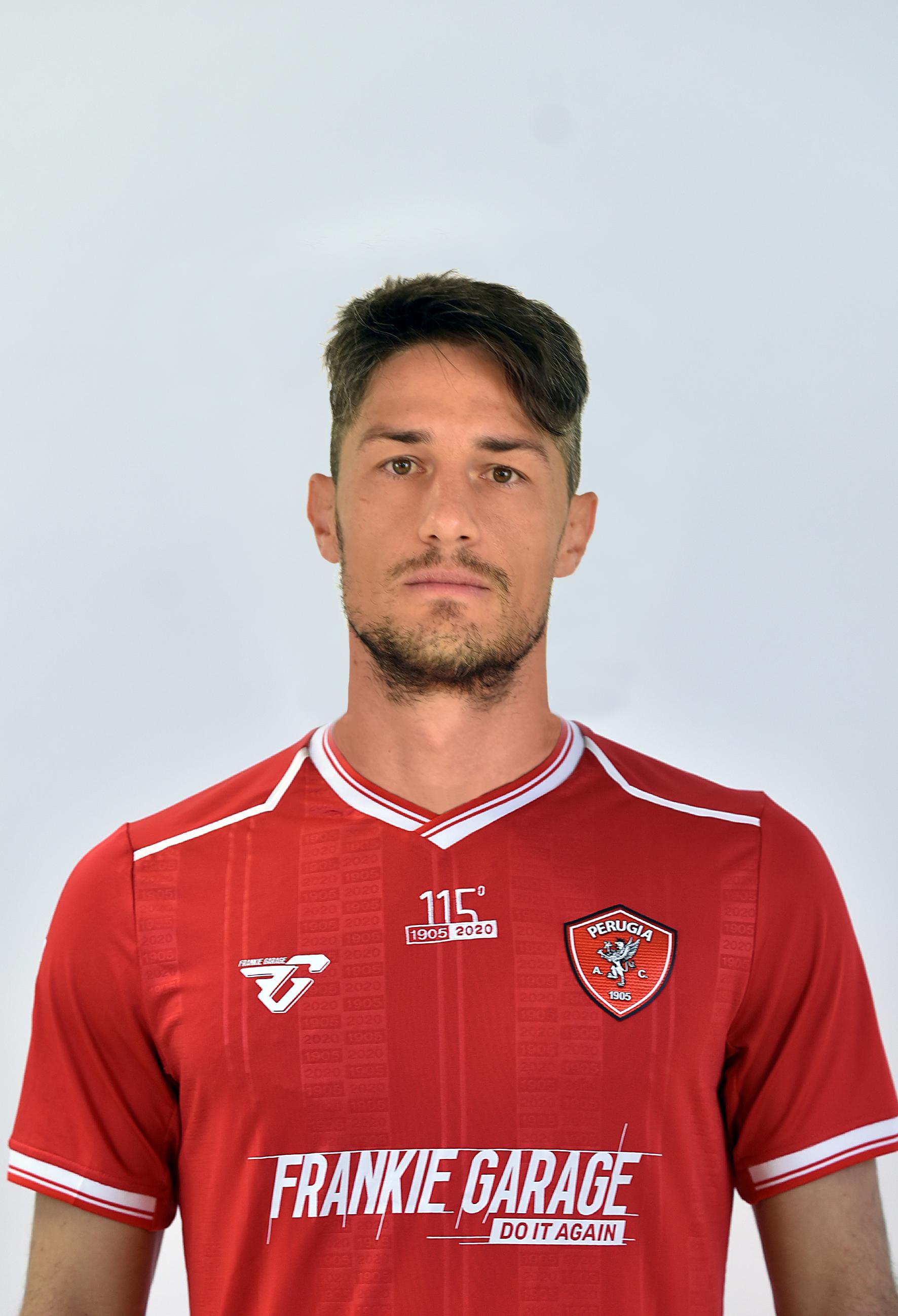 Federico MelchiorriAttaccante- A.C. Perugia Calcio