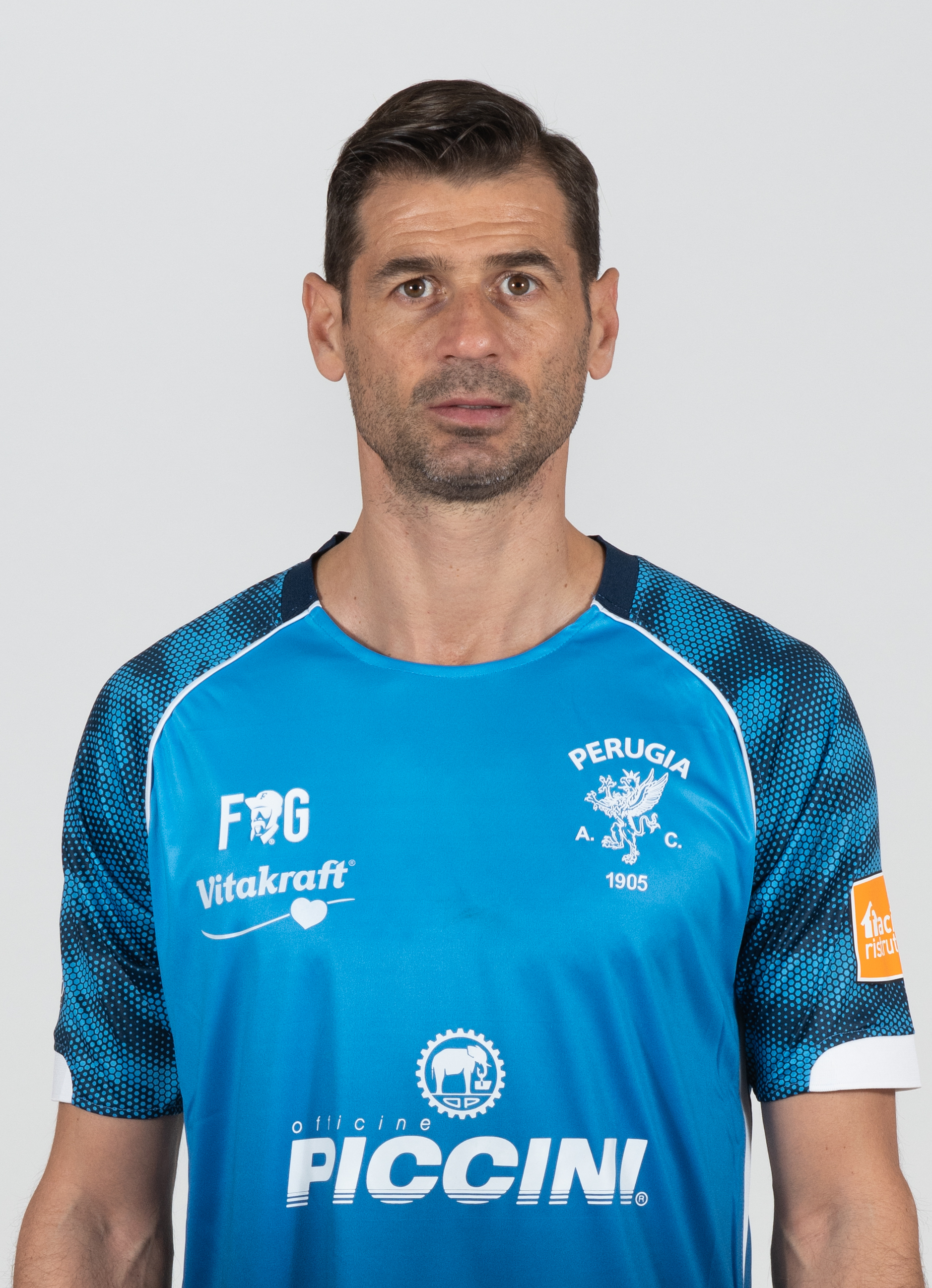 Albano BizzarriPortiere- A.C. Perugia Calcio