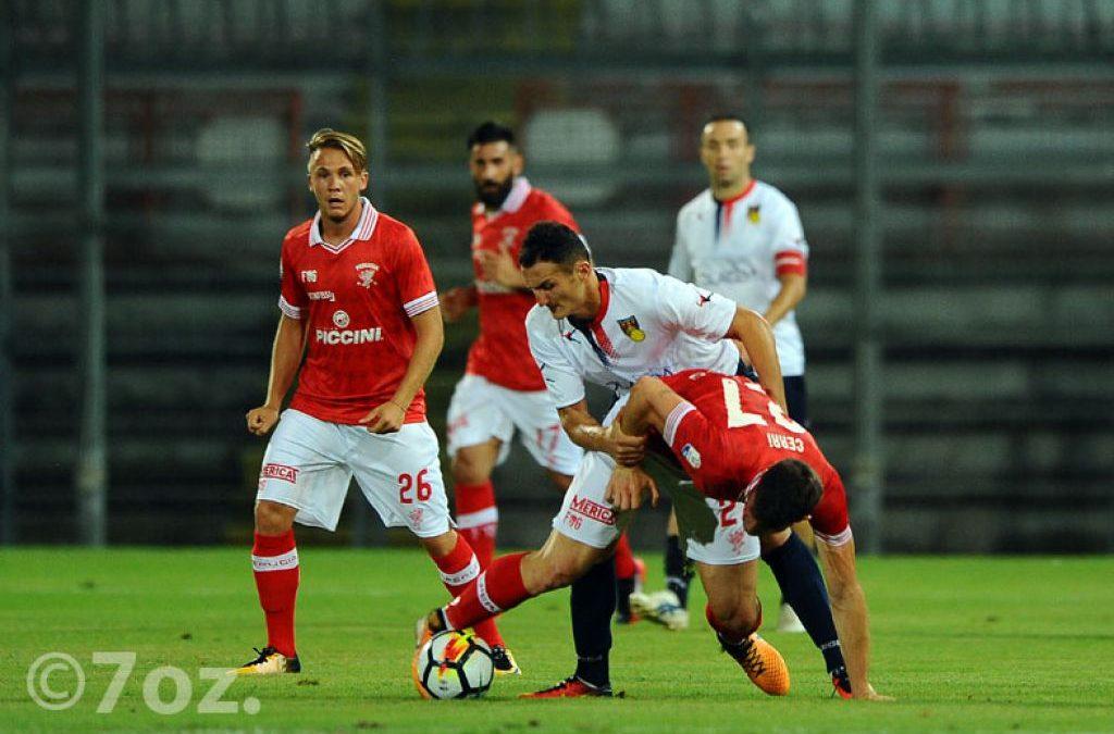 Perugia-Gubbio termina 2-1