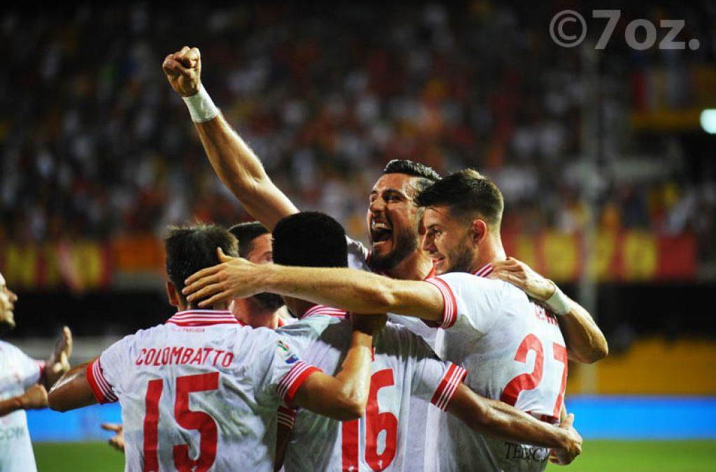 Benevento-Perugia termina 0-4