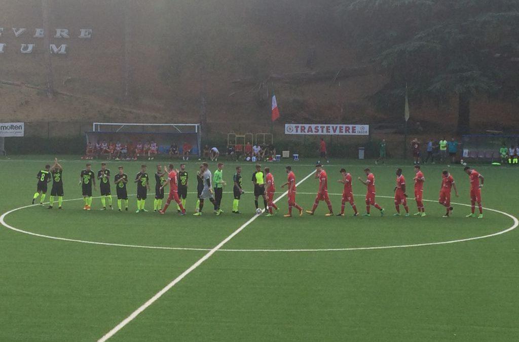 Trastevere-Perugia termina 1-3