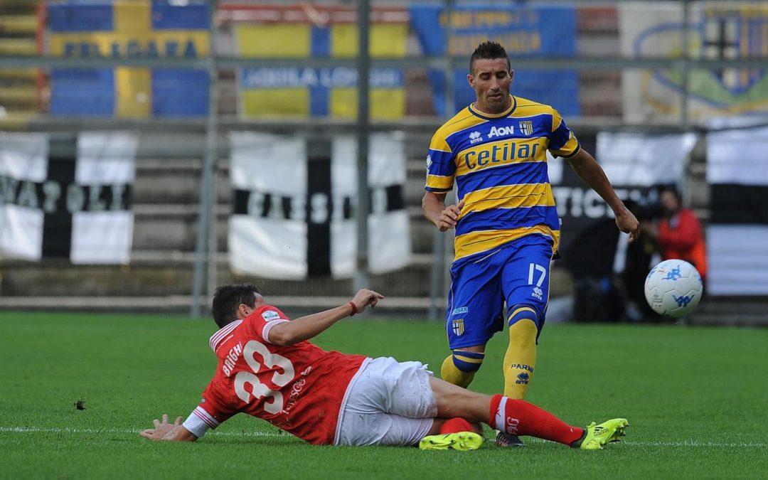 Parma-Perugia posticipata a domenica 11