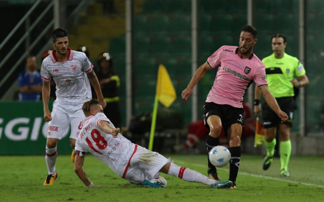 Palermo-Perugia 1-0