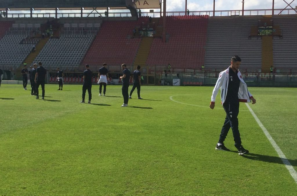 Perugia-Frosinone termina 1-0