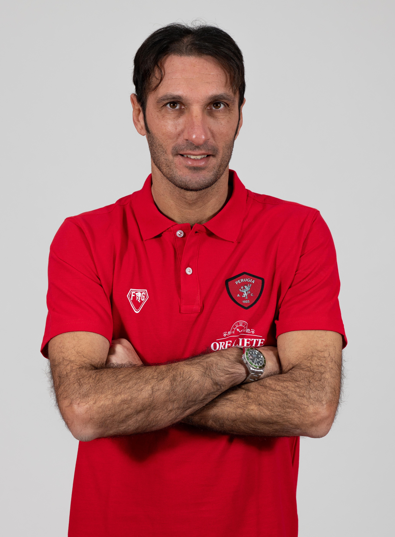 Fabio BazzaniVice Allenatore- A.C. Perugia Calcio