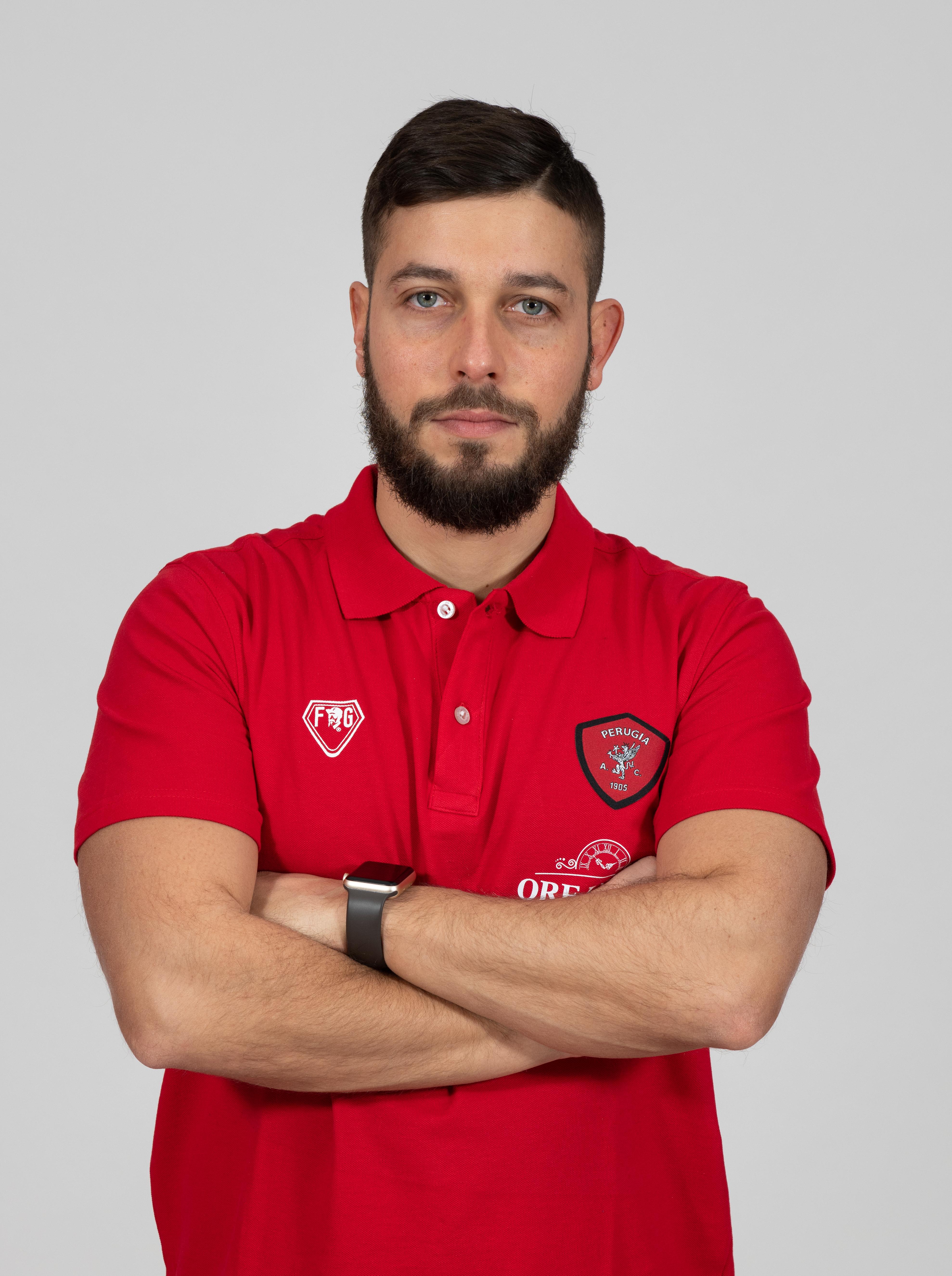 Manuel De MariaPreparatore Atletico- A.C. Perugia Calcio