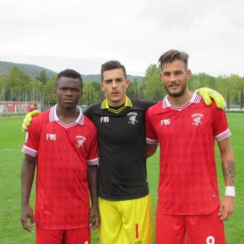 Primavera, Perugia-Benevento 2-0
