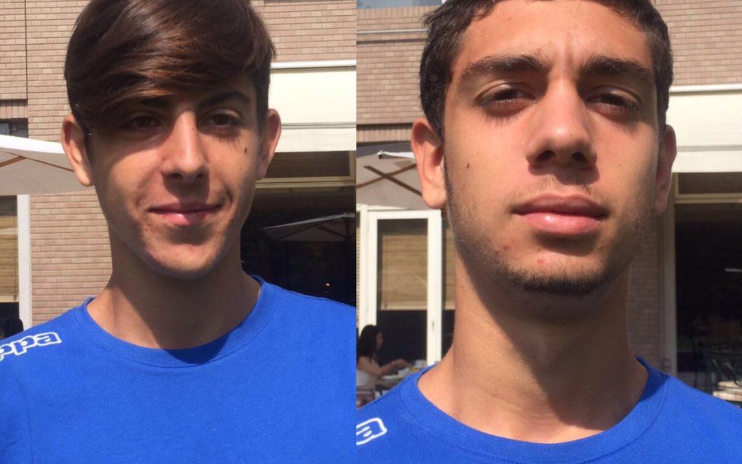 B Italia Under 19, Panaioli e Ranocchia contribuiscono alla vittoria