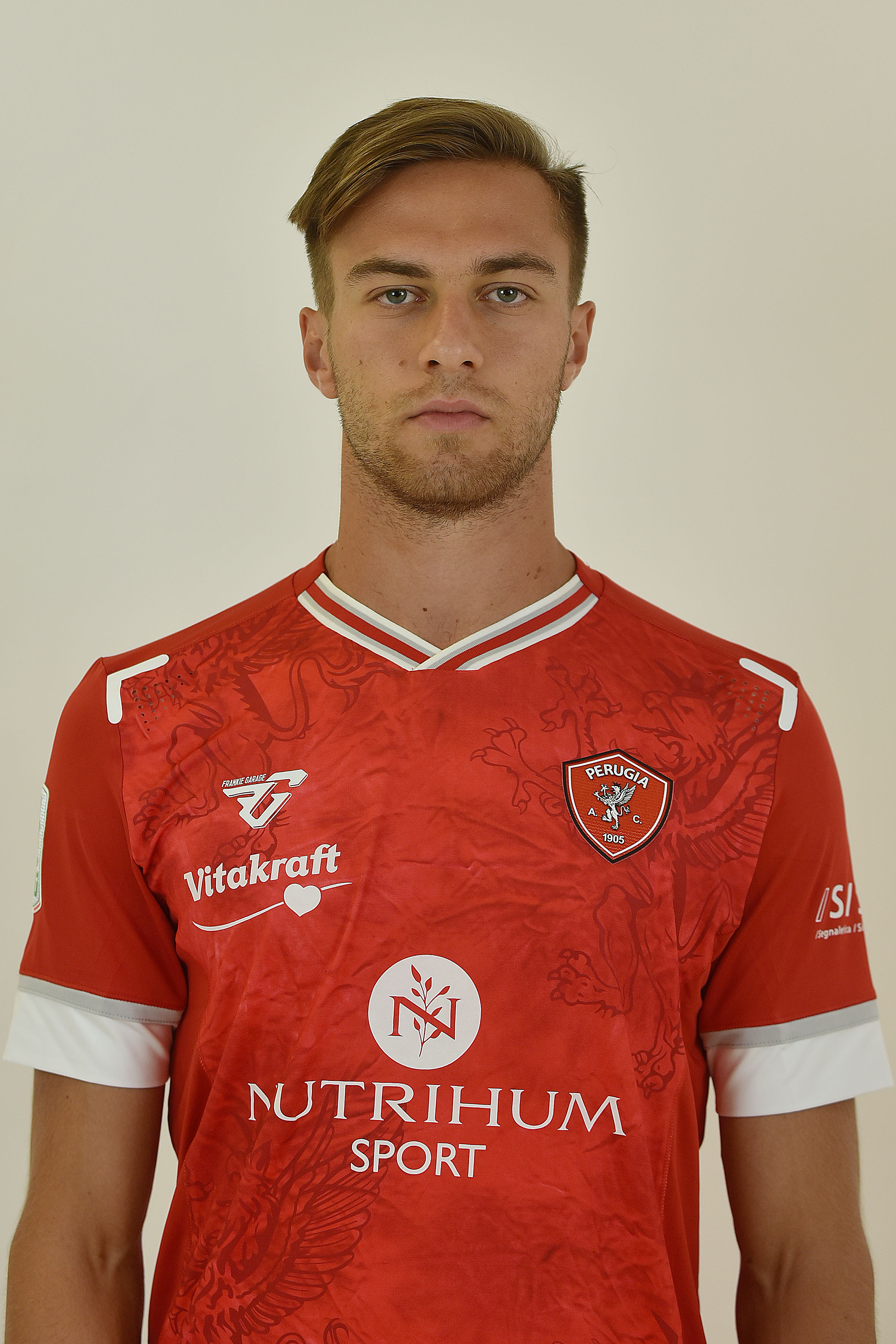 Filippo Lorenzo SgarbiDifensore- A.C. Perugia Calcio
