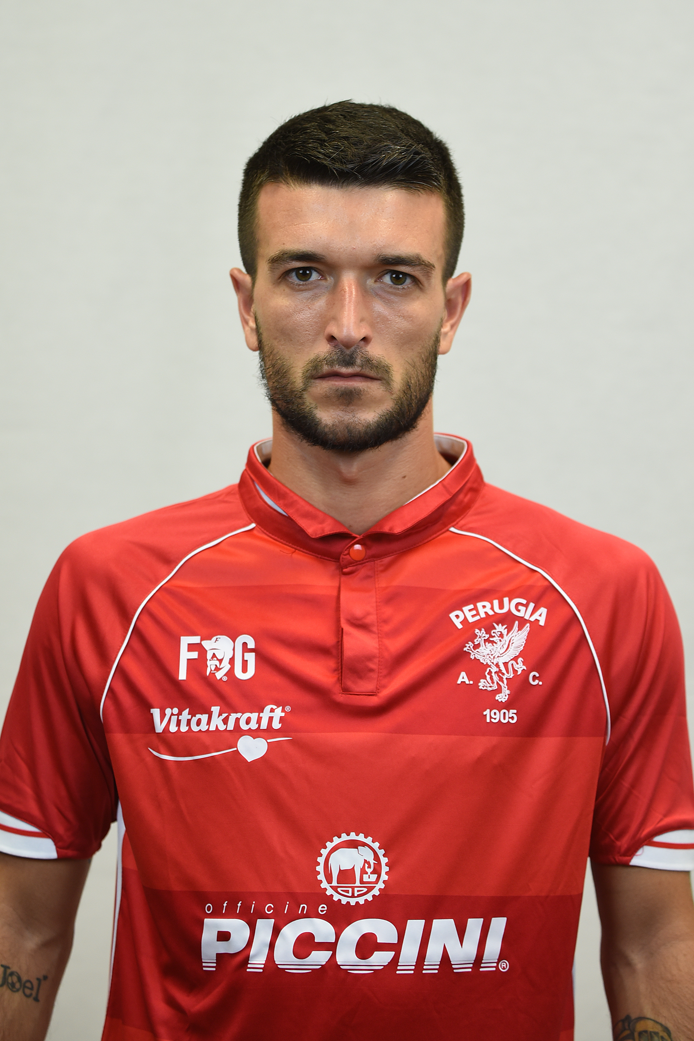 Raffaele BiancoCentrocampista- A.C. Perugia Calcio