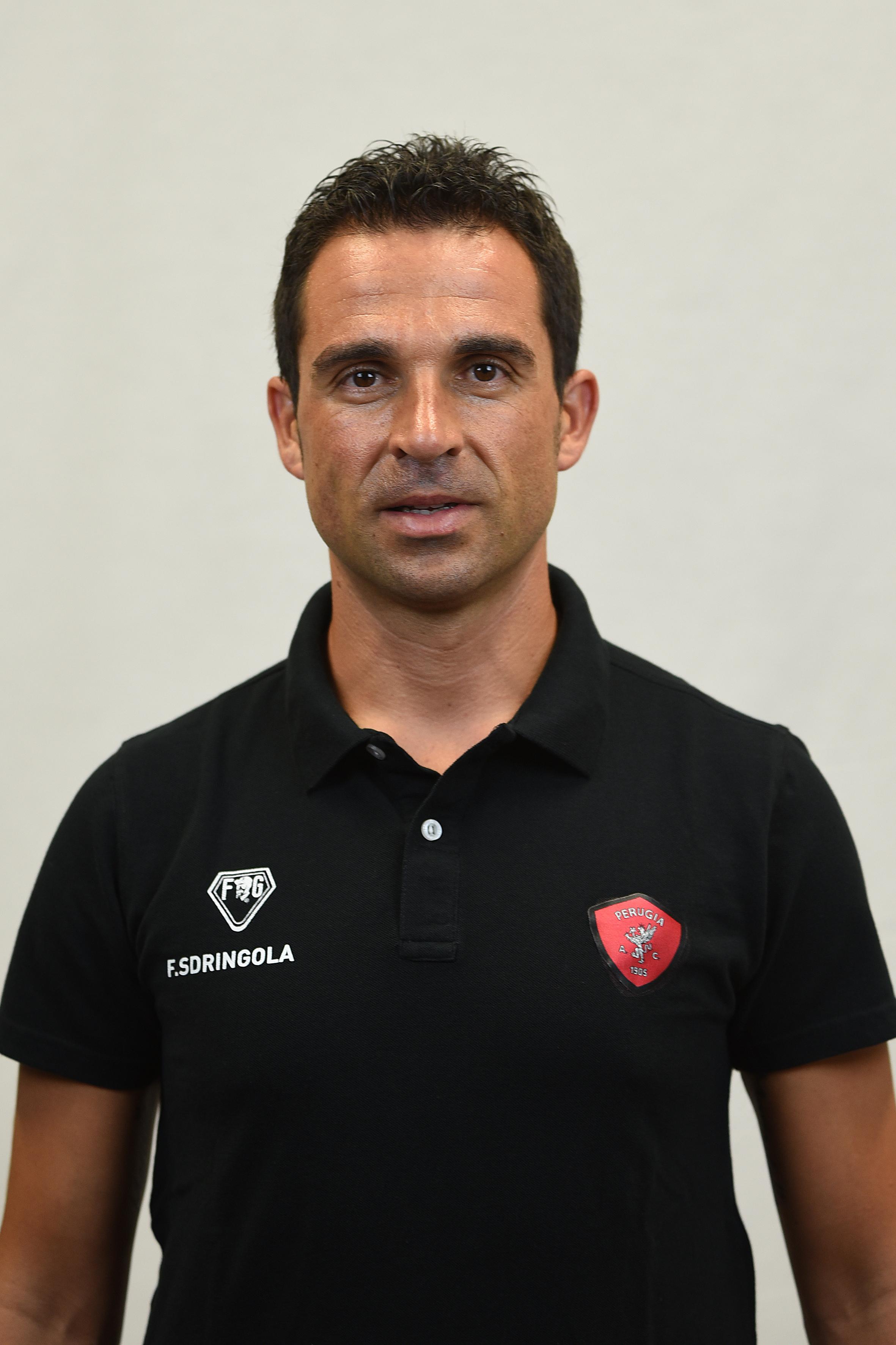 Filippo SdringolaPreparatore Atletico- A.C. Perugia Calcio
