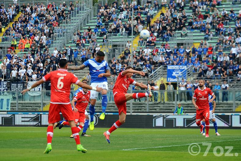 Brescia-Perugia termina 2-1