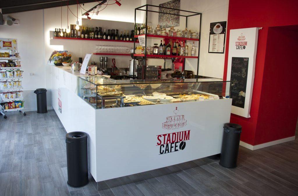 PALERMO-PERUGIA ALLO STADIUM CAFÉ