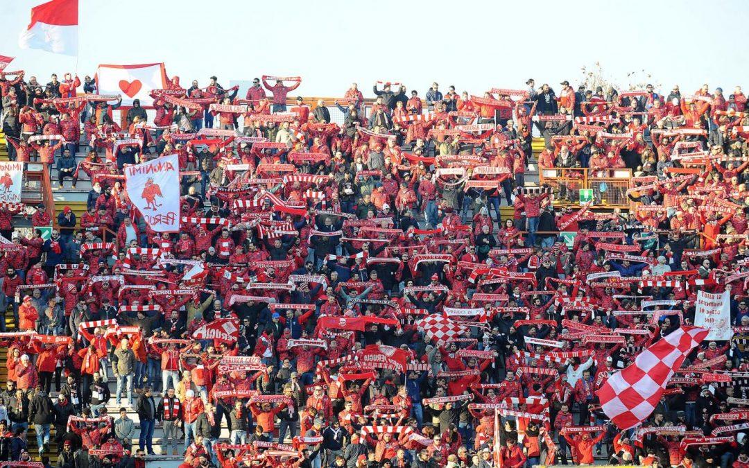 Perugia-Pro Vercelli, info biglietti