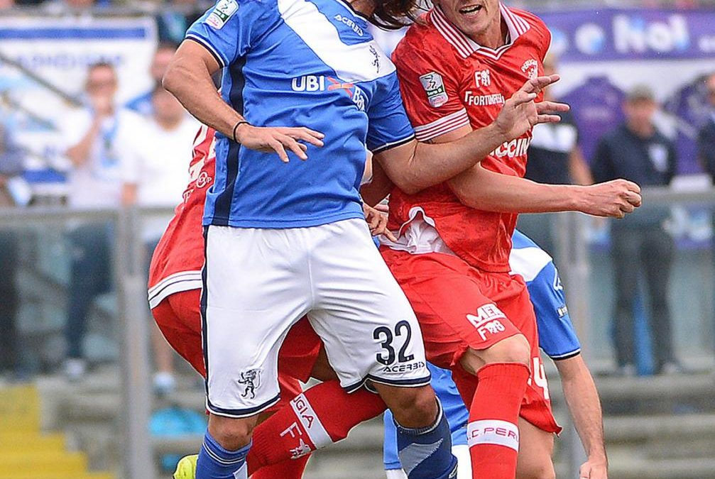 Brescia-Perugia 2-1