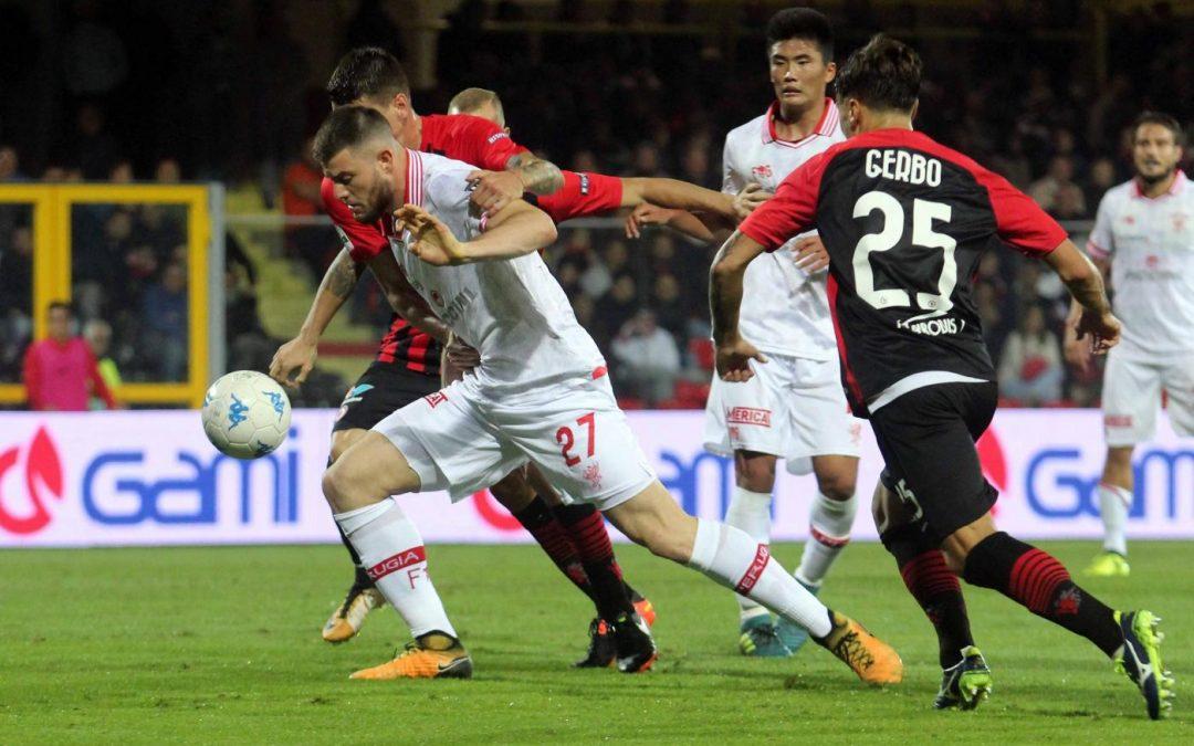Foggia-Perugia 2-1