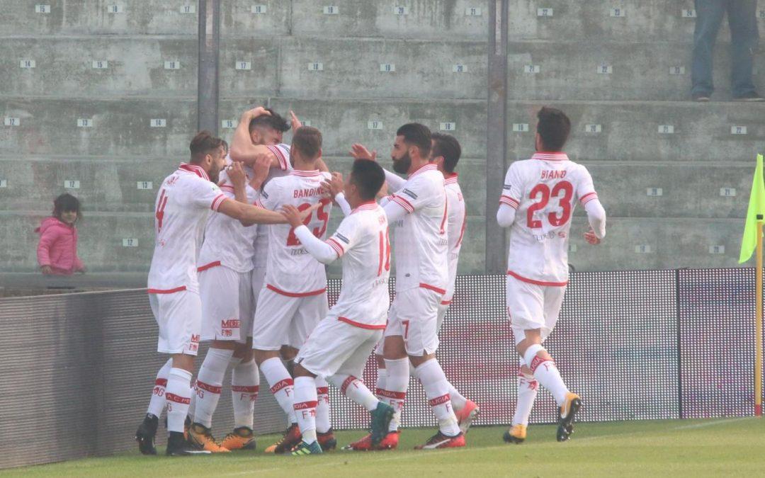 Cremonese-Perugia 3-3