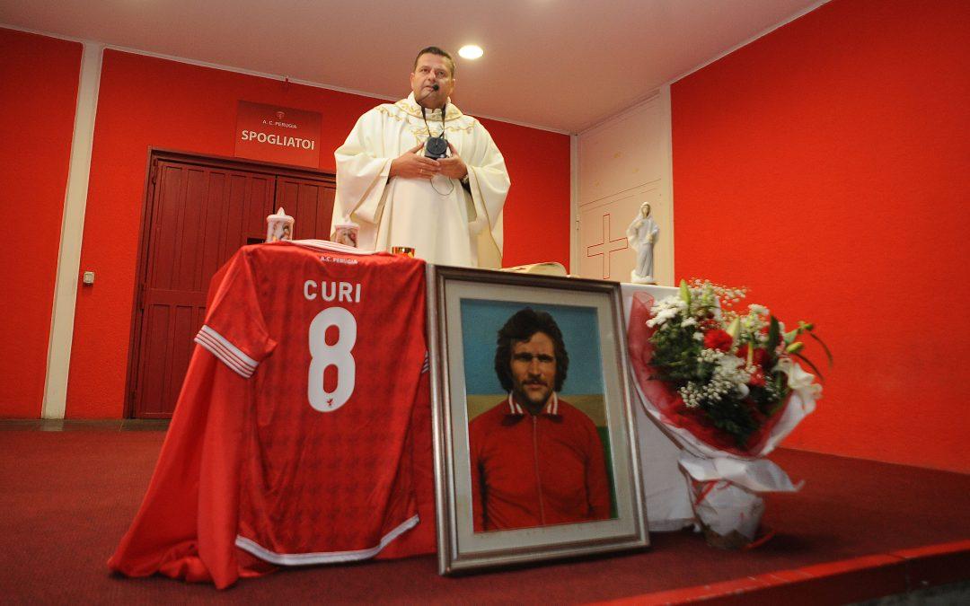 Renato Curi, messa in onore dei 40 anni dalla scomparsa
