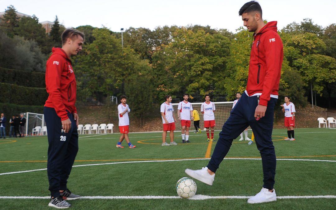 Collegio Onaosi, il Perugia presente con due giocatori
