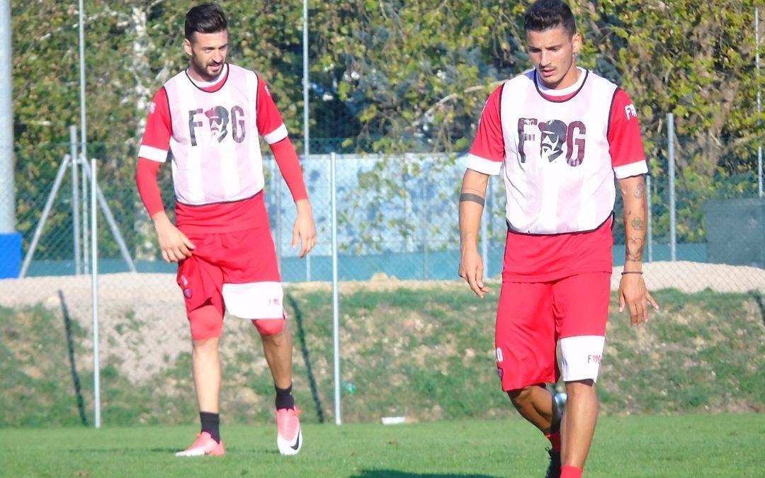 Il programma allenamenti in vista dell'Avellino