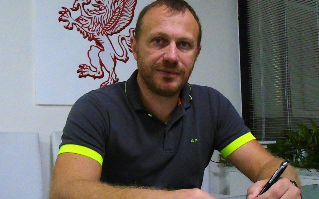 Giunti sollevato dall'incarico. Breda nuovo allenatore