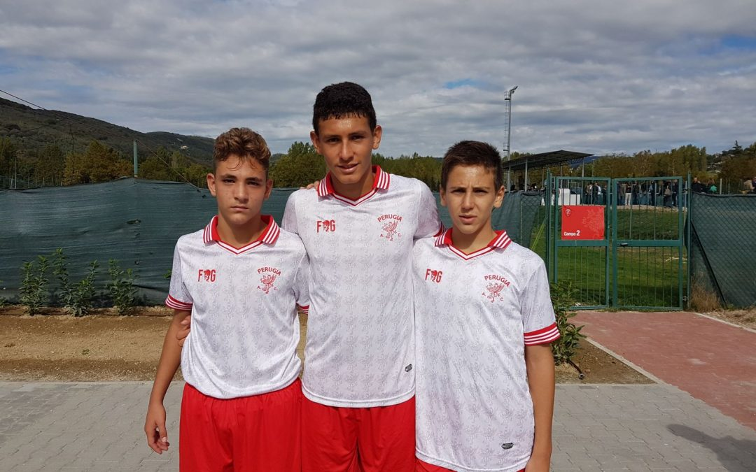 UNDER 15, PERUGIA-PALERMO 3-4