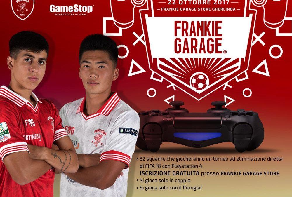 PRIMO TORNEO FRANKIE GARAGE FIFA 18