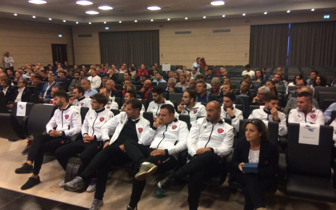 Academy, grande partecipazione alla sesta assemblea