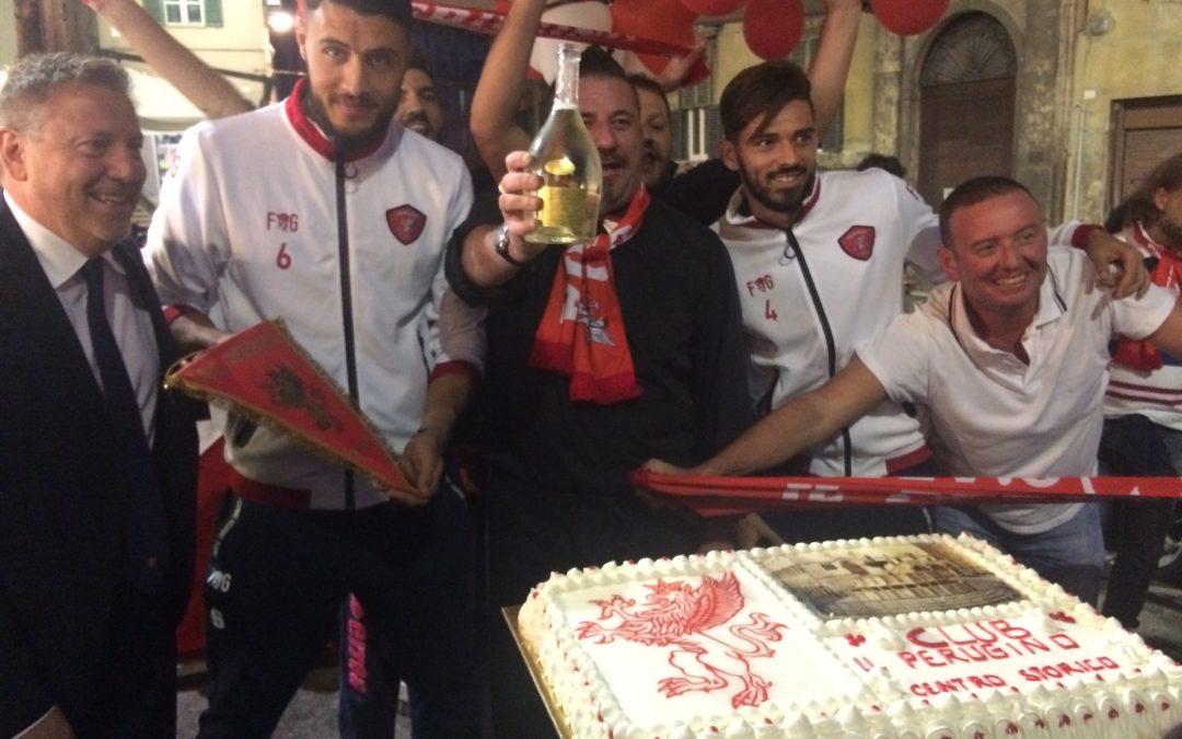 """Inaugurato il """"Club Il Perugino Centro Storico"""""""
