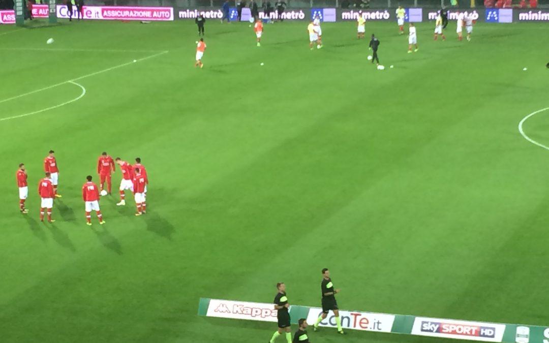 Perugia-Cesena termina 0-3