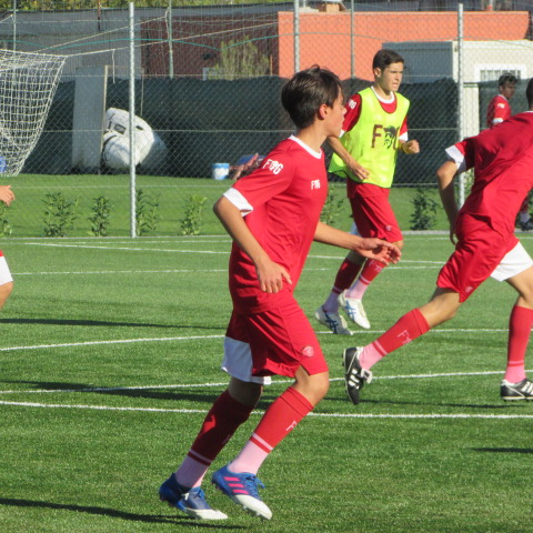 UNDER 15, RIPRESA ALL'ANTISTADIO