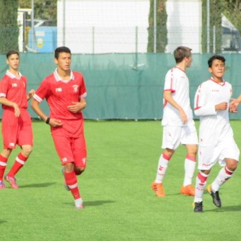 UNDER 15, PERUGIA-BARI 0-1