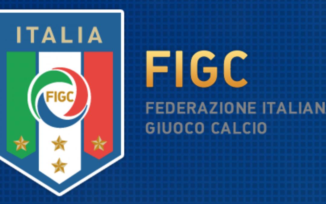 Info accrediti CONI, FIGC, AIA