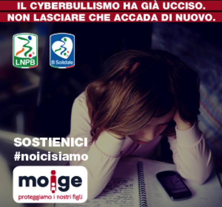 B SOLIDALE E LEGA B AL FIANCO DI MOIGE