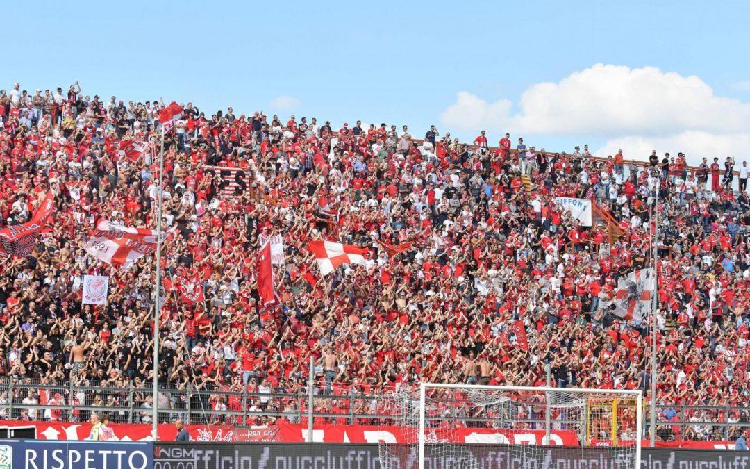 Perugia-Bari, info acquisto biglietti