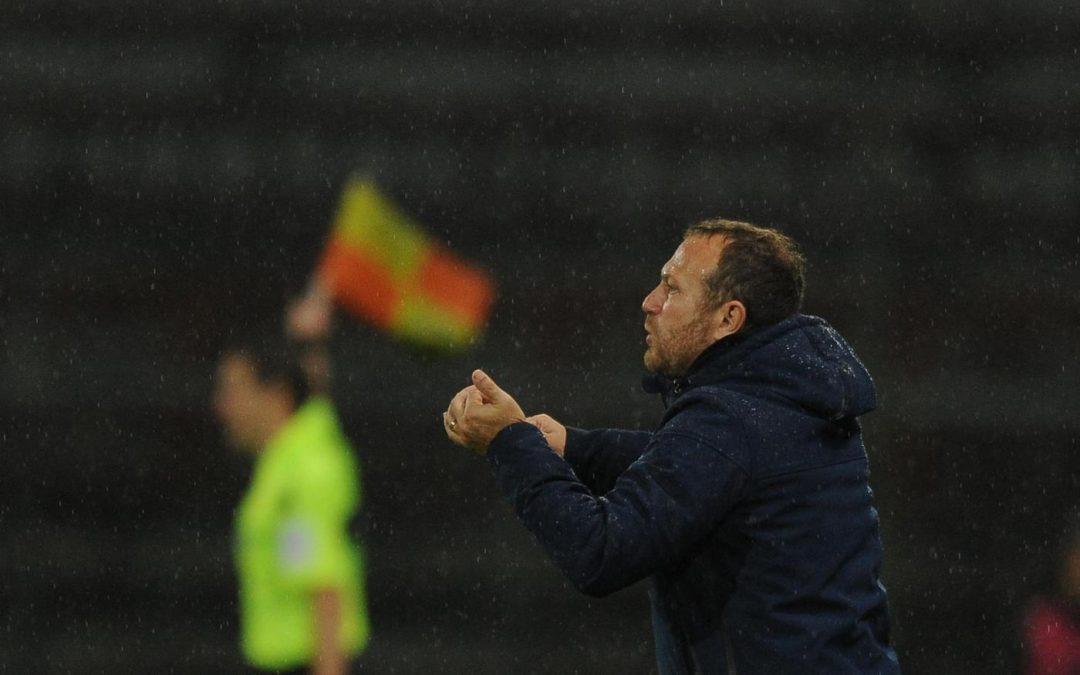 """Breda: """"Ho visto la voglia di essere squadra e di migliorare"""""""