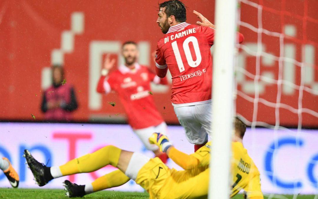 Perugia-Avellino 1-1