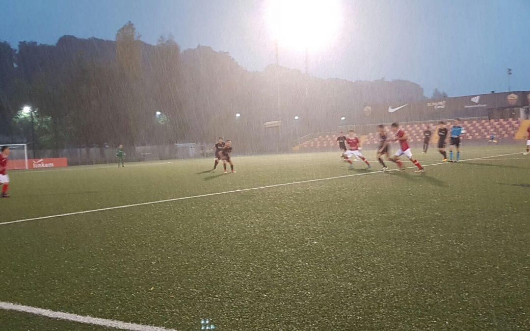 UNDER 16, ROMA-PERUGIA 0-0