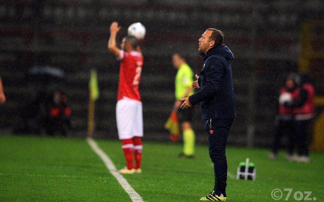 """Breda: """"Dovremo lavorare molto sulle diverse fasi"""""""